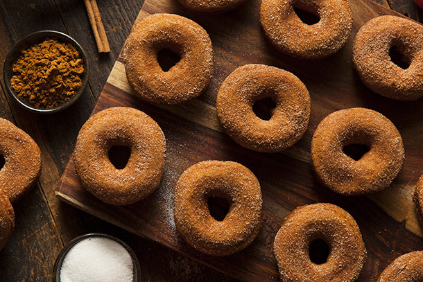 Where to Score New England's Best Cider Donuts