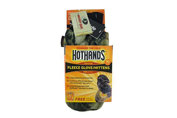 Pick of the Day: HotHands Heated Fleece Gloves