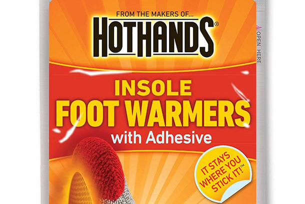 Pick of the Day: HotHands Foot Warmers