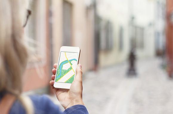 Download a Walking/Running App
