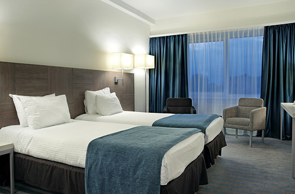 A Free Hotel Night