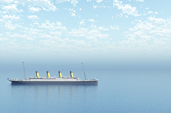 Titanic: Invest In Travel Insurance