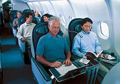 In-flight Internet Coming to an Intercontinental Flight Near You