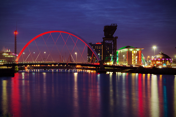 Glasgow: Nothing Common About this Year's Commonwealth Games Host