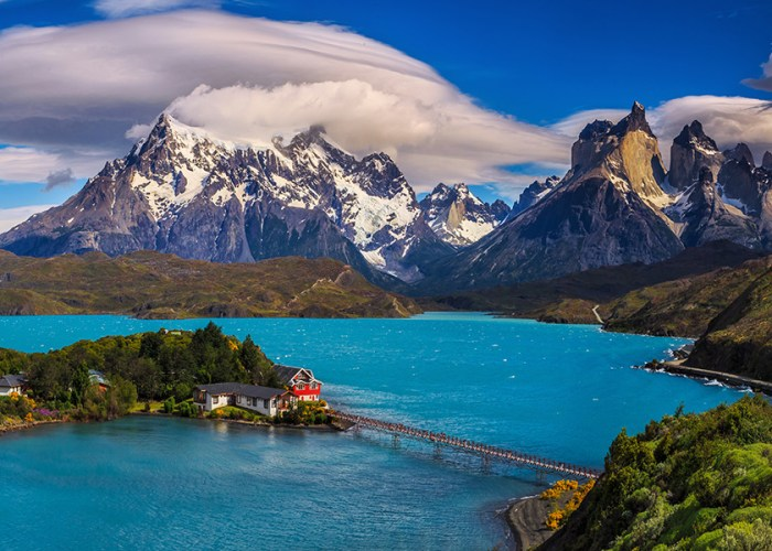 Buenos Aires and Patagonia: 10 Nights w/Air, Hotel, Taxes from $2756