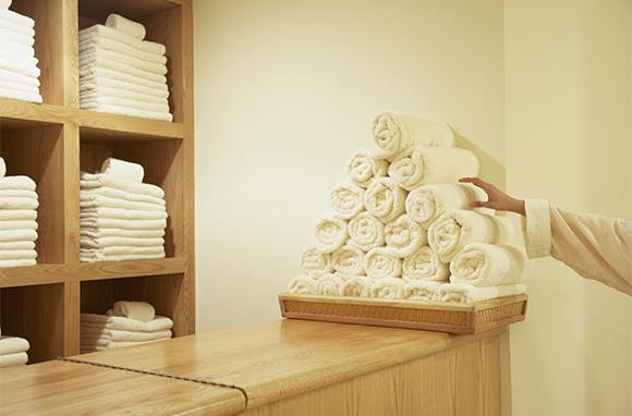 Reuse Hotel Towels