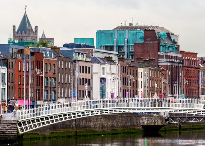 Ireland: 9-Day Vacations from $1669
