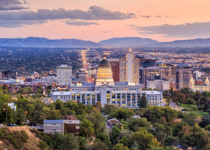 $249 — Salt Lake City: Enjoy Breakfast for 2 Plus Late Check Out