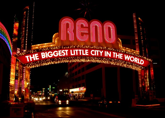 Reno: Book 2 Nights and Get the 3rd Night Free