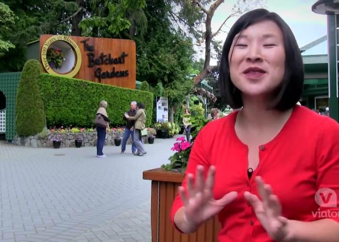 Vancouver Butchart Gardens Tour