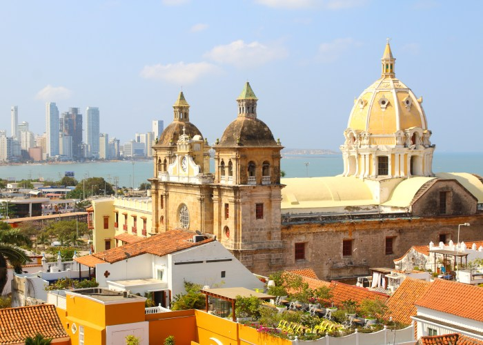 things to do in colombia cartagena