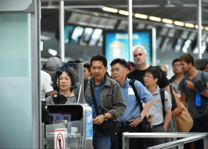 Electronic Devices Banned on Some Overseas Flights