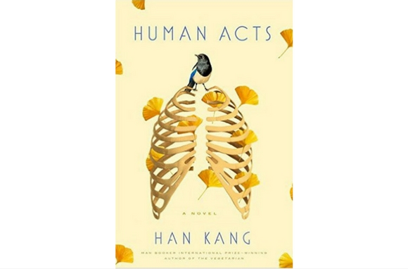 Human Acts, by Han Kang