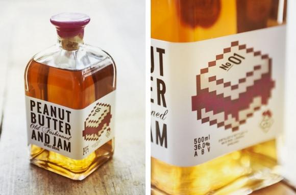 Peanut Butter and Jam Bourbon