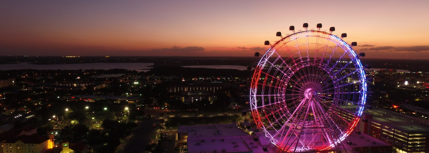 Things to do in Orlando eye HERO