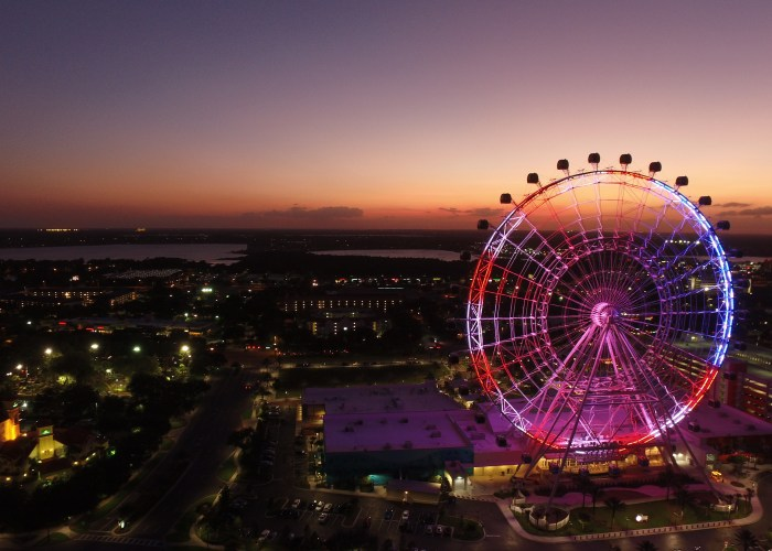 Things to do in Orlando eye HERO