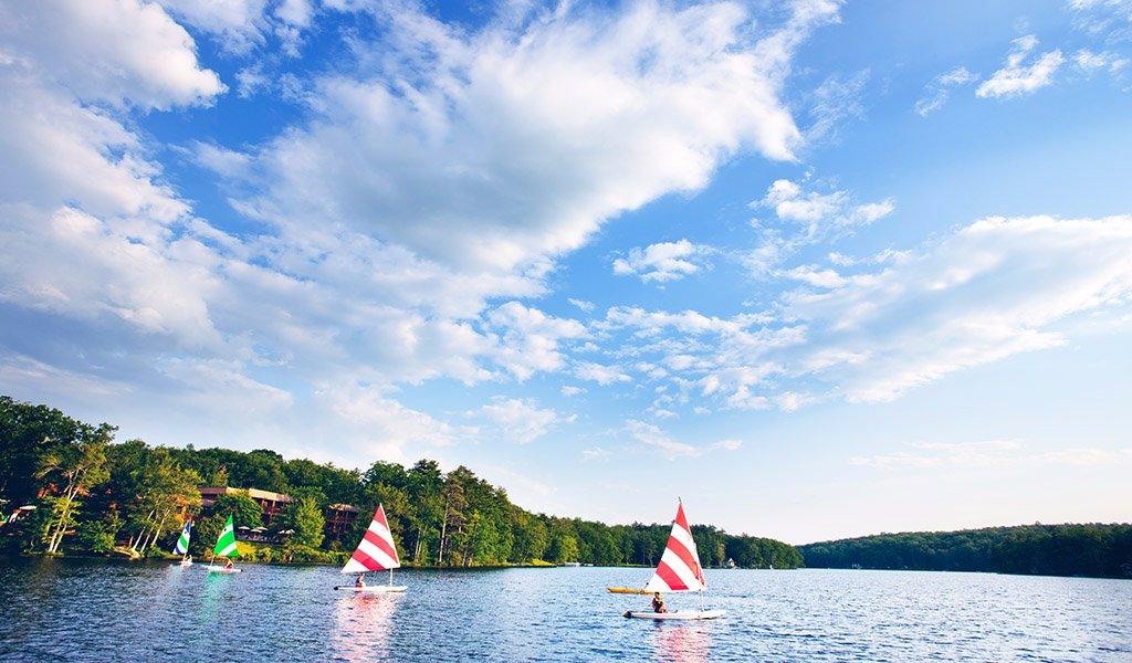Woodloch pines resort in hawley, pennsylvania - all inclusive usa
