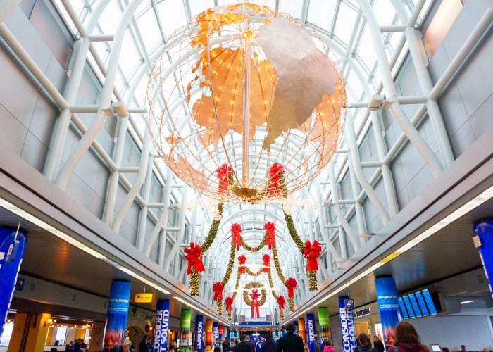 How to Minimize the Stress of Holiday Travel