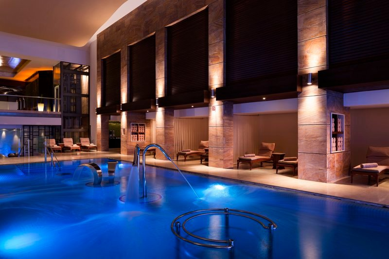hydrotherapy spas gem spa at grand fiesta americana coral beach cancun