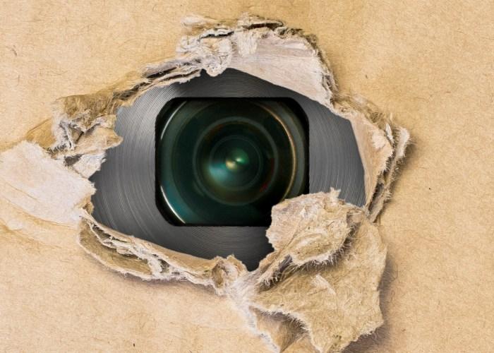 how to check for hidden cameras