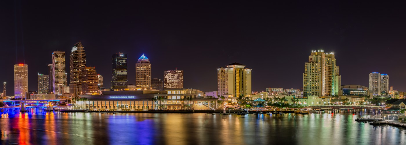 tampa restaurants on the water