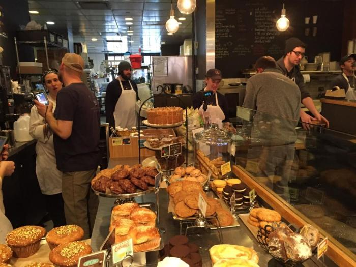 Flour bakery and cafe