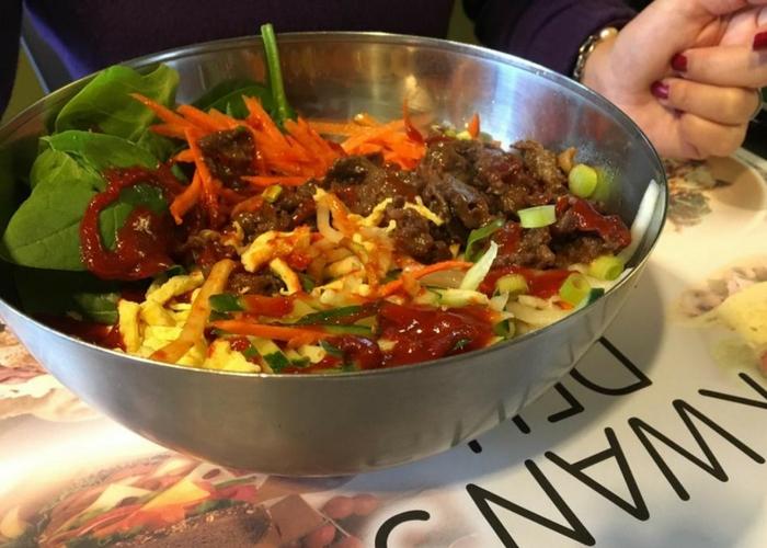 Kwan's deli and korean kitchen