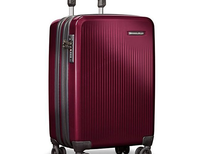 Briggs and Riley Simpatico International Carry-On Expandable Spinner