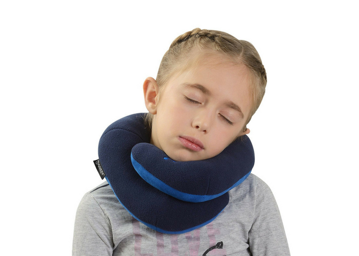 Kid-Sized travel pillow