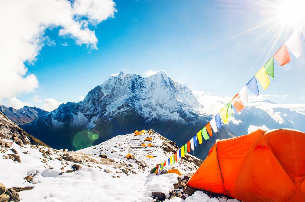 Mount everest region, nepal