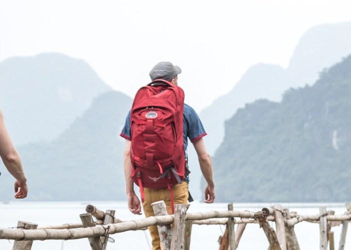 Modern Travel Backpacks