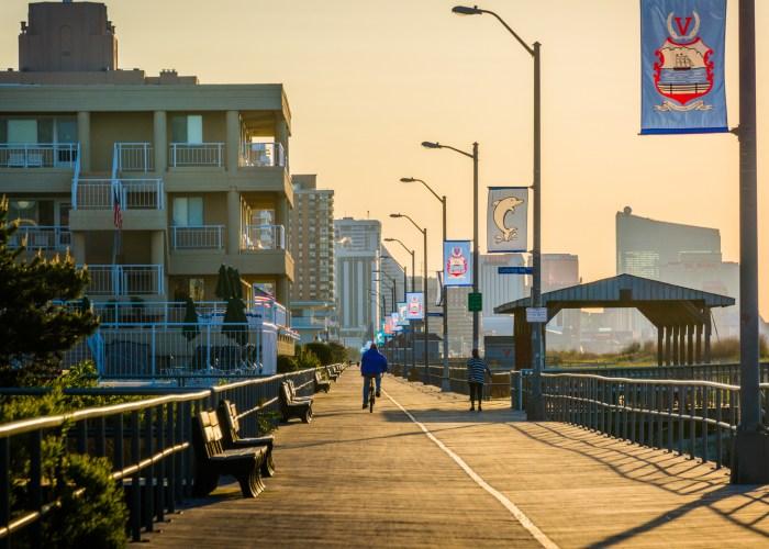 Jersey Shore Boardwalk