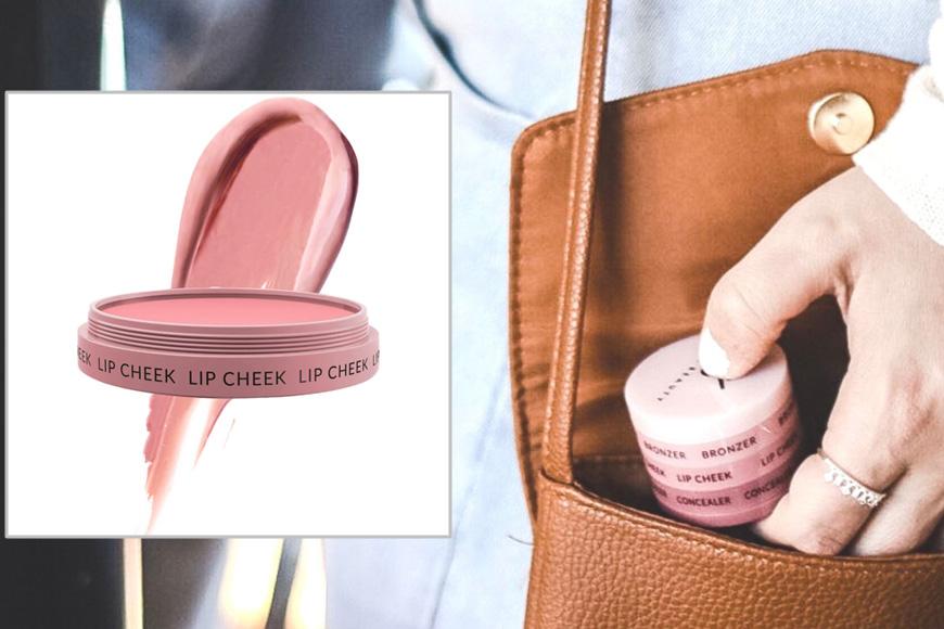 Subtl beauty portable makeup stack
