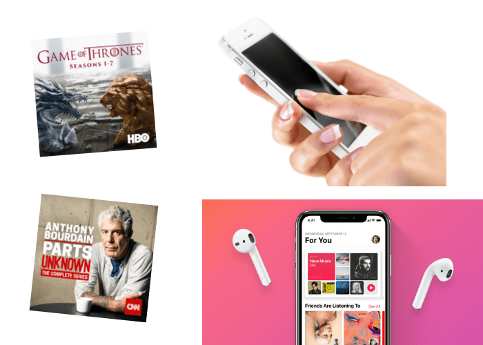 gifts to give yourself itunes store