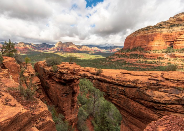 Sedona Red Canyons