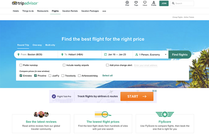 Best Flight Search Sites To Book Cheap Airfare In 2020