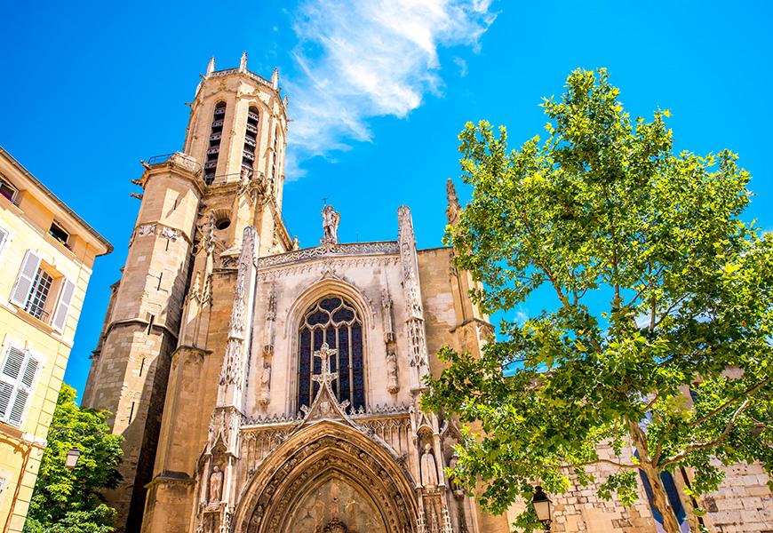aix-en-provence church