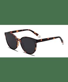 Tortoise shell rim sunglasses