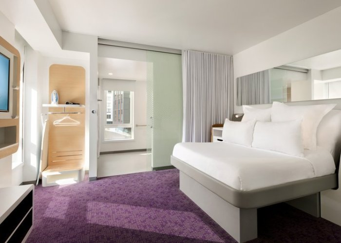 room in yotel hotel boston