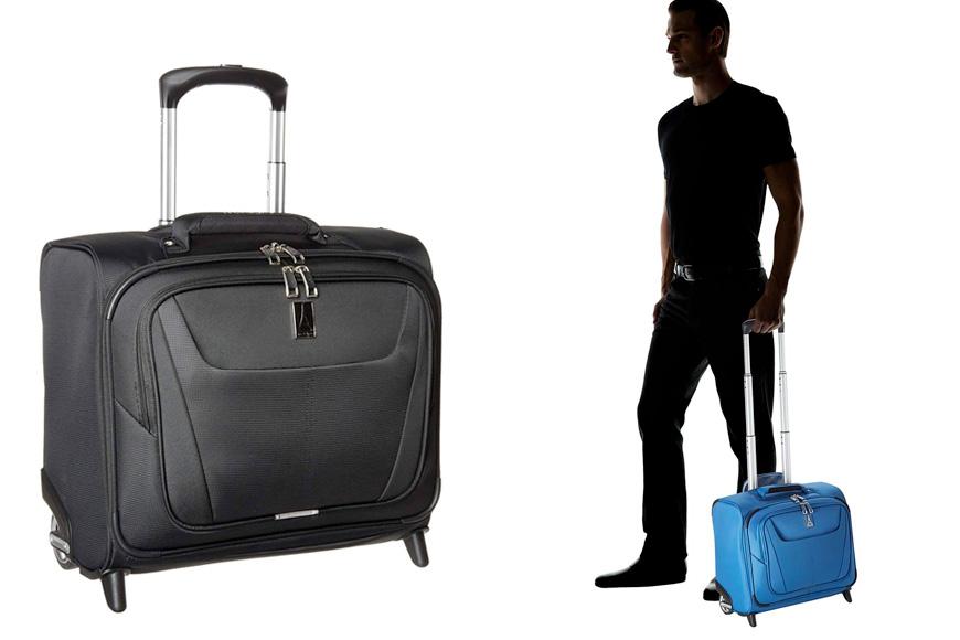 Travelpro luggage maxlite5 rolling tote