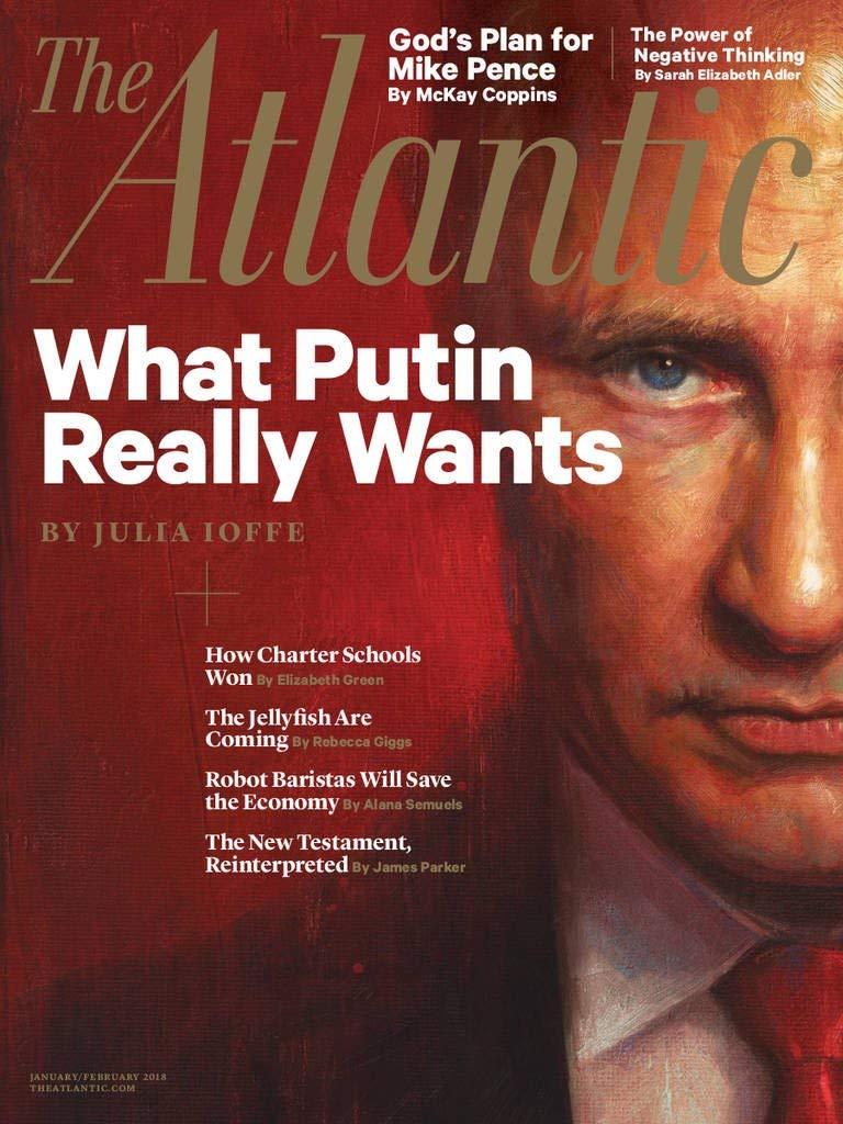 The atlantic magazine.