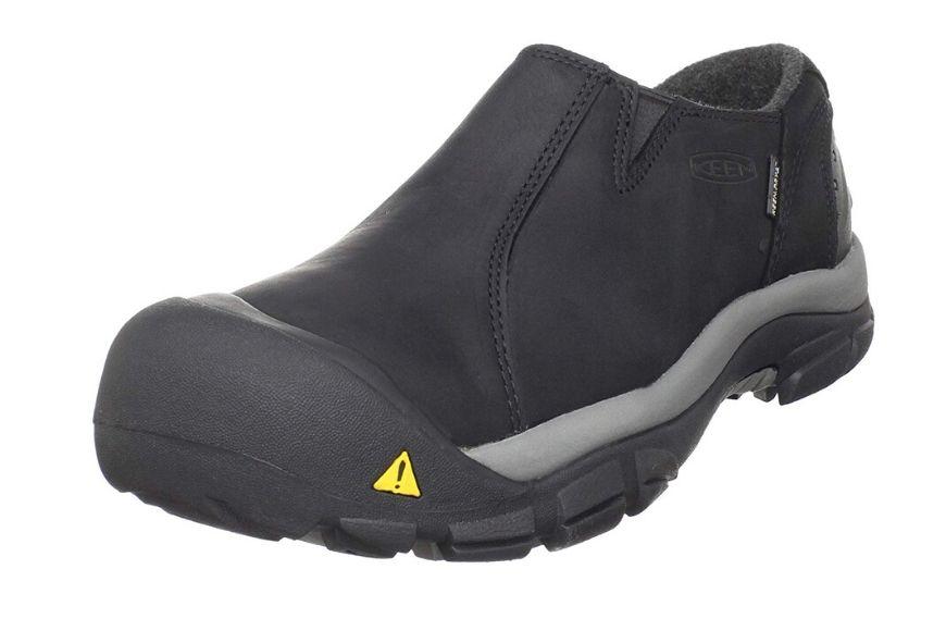 Keen Men's Brixen Low Waterproof Insulated Shoe.