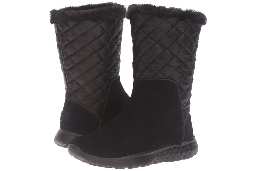 Skechers Performance Women's On The Go Snugly Winter Boot.