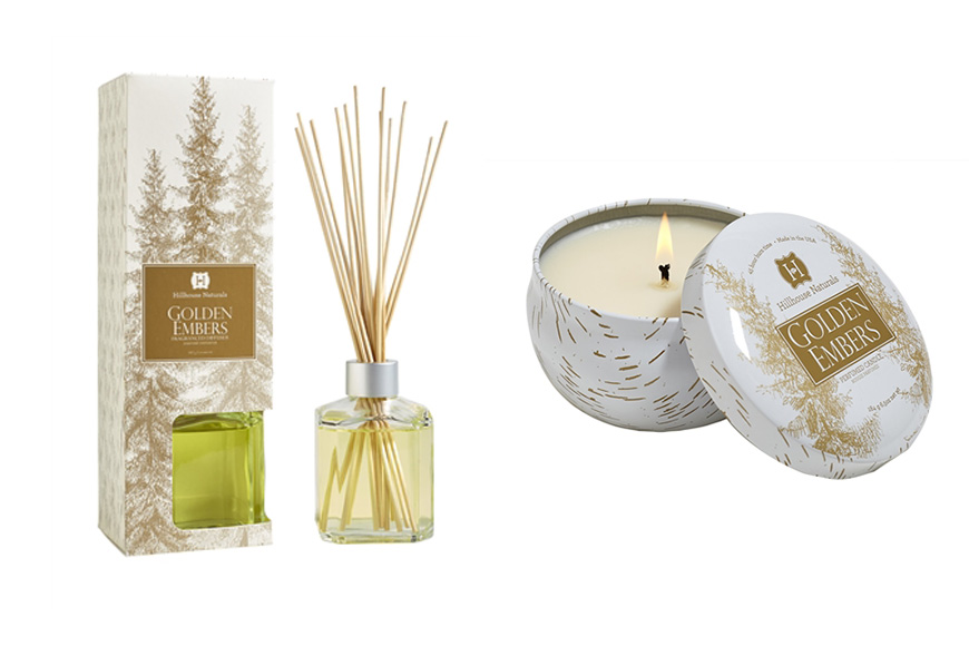 Hillhouse Naturals Candle and Diffuser