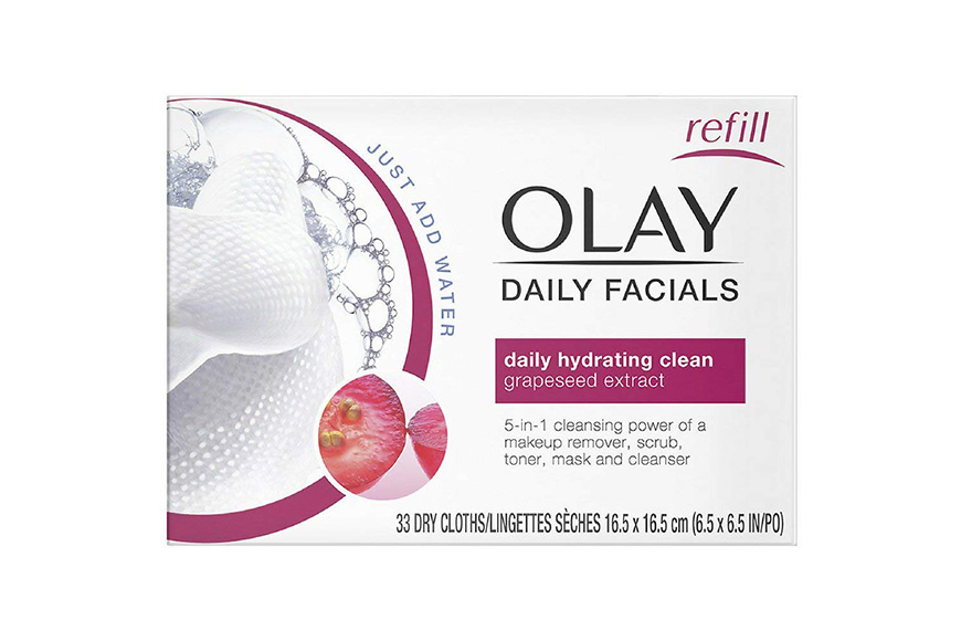 4-in-1 Daily Facial Cloths