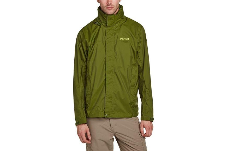 Marmot PreCip Lightweight Waterproof Rain Jacket.