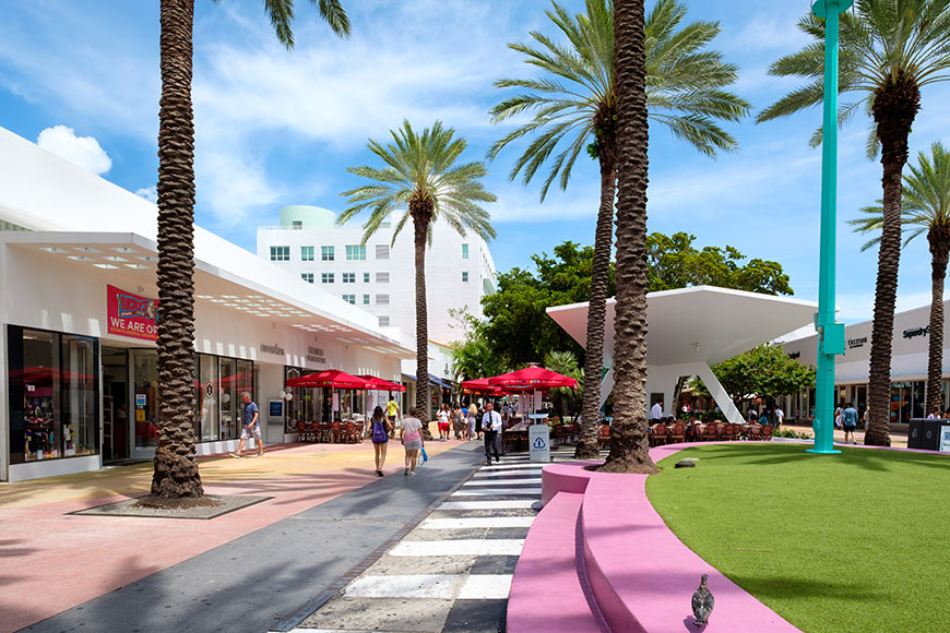 lincoln road miami beach.