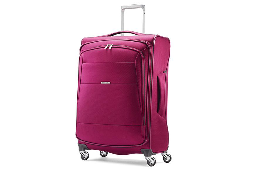 samsonite eco-nu 25-inch expandable spinner.