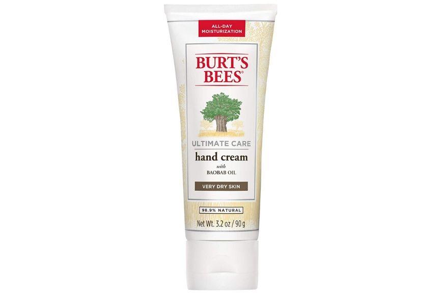 Burt's Bees Ultimate Care Hand Cream.