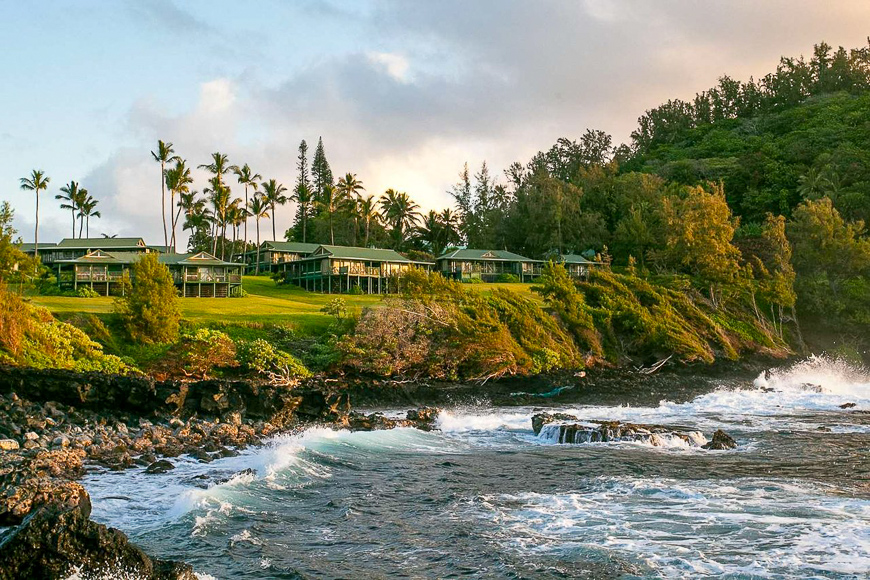 Travaasa Hana, Hana, Hawaii
